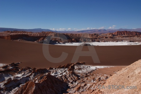 Chile atacama desert rock cloud mountain.