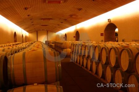 Chile cellar winery vineyard pirque.