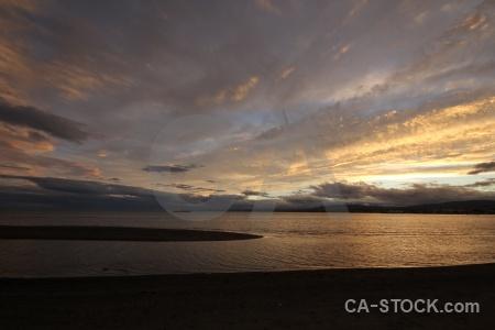 Chile punta arenas patagonia cloud sky.