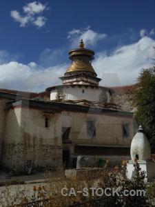 China asia pholkor pelkor chode tibet.