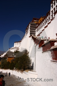 China buddhism asia lhasa tibet.