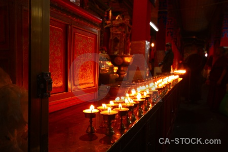 China lhasa candle fire altitude.