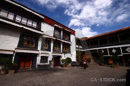 China zuglagkang buddhism buddhist qokang monastery.