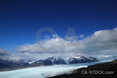 Circuit trek chile landscape ice patagonia.