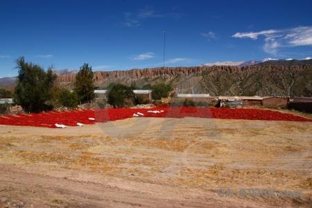 Cliff rock chili payogasta landscape.