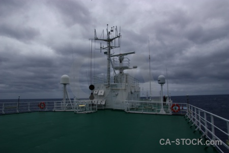 Cloud akademik ioffe antarctica cruise drake passage day 3.