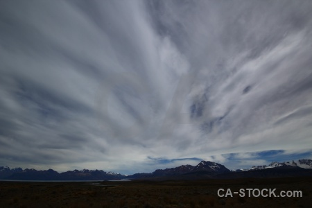 Cloud andes argentina southern patagonian ice field cerro torre.