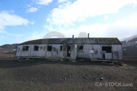 Cloud antarctica cruise building volcanic sky.