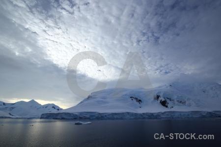 Cloud antarctica cruise day 6 water.