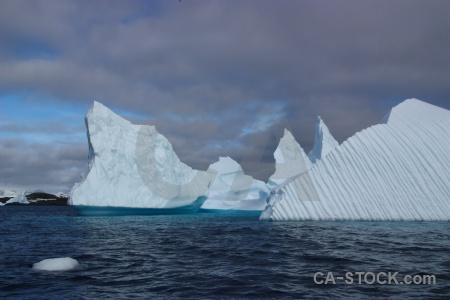Cloud antarctica cruise ice sea sky.