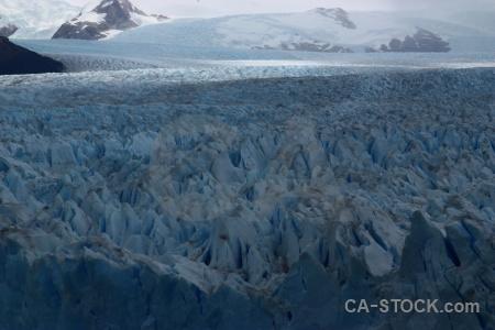 Cloud argentina terminus mountain ice.