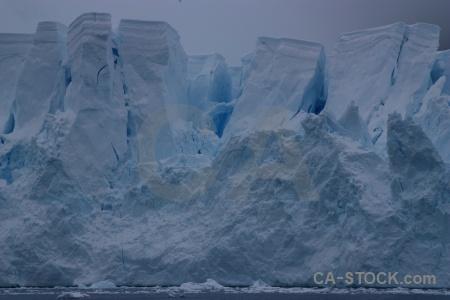 Cloud astudillo glacier snow south pole paradise harbour.