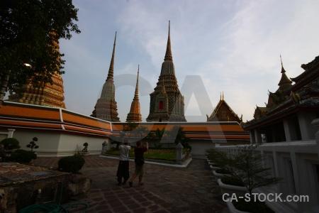 Cloud bangkok southeast asia buddhist thailand.