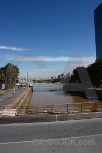 Cloud buenos aires puerto madero building dock.