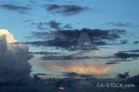 Cloud europe sky karlskrona sweden.