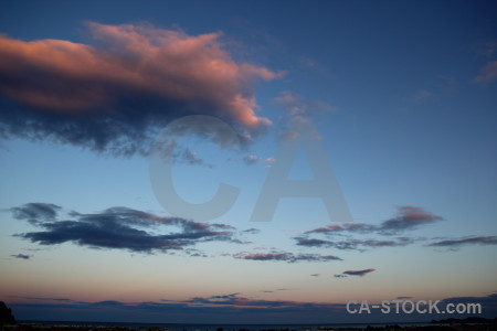 Cloud javea spain blue europe.
