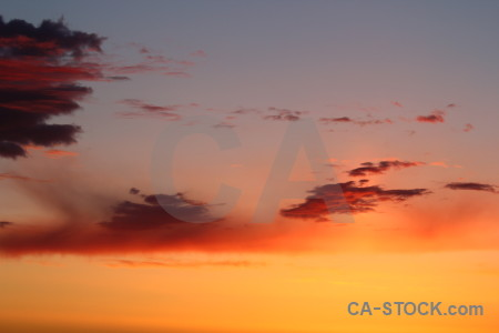 Cloud javea spain sky sunset.