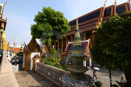Cloud palace temple ornate royal.