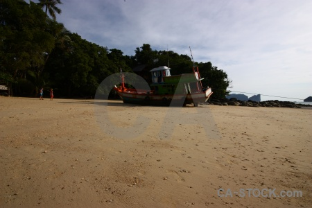 Cloud phi island beach sky vehicle.