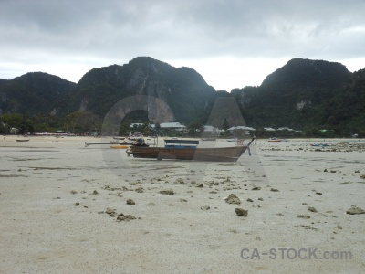 Cloud sand loh dalam bay lohdalum thailand.