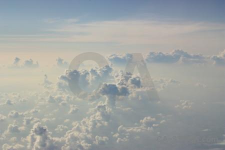 Cloud sky gray above.