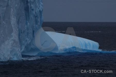 Cloud sky iceberg drake passage ice.