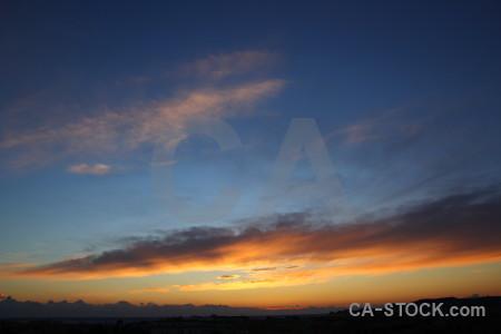 Cloud sky javea sunset sunrise.