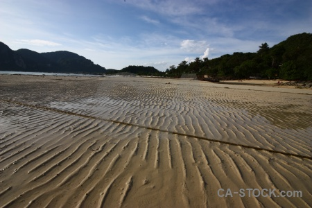 Cloud southeast asia ripple beach sky.