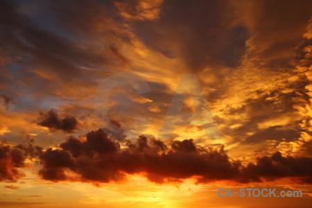 Cloud spain europe sky javea.