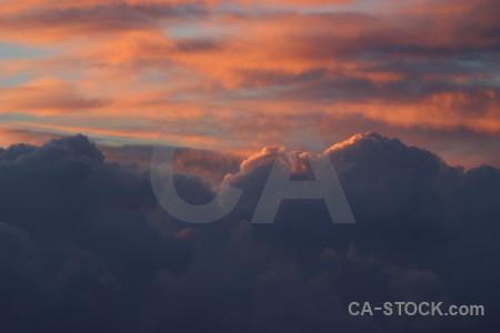 Cloud sunrise spain europe sunset.