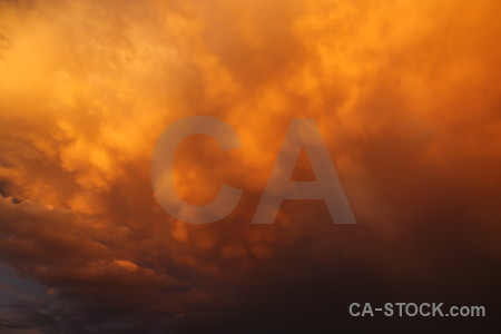 Cloud sunset europe spain sunrise.