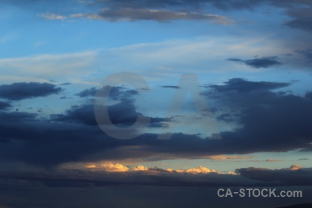 Cloud sunset peru andes andean explorer.