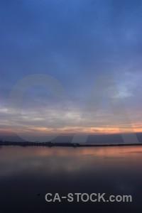 Cloud sunset sky sunrise blue.