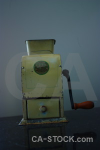 Coffee grinder scientific black object green.