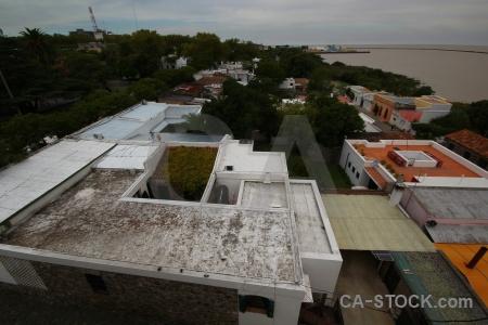 Colonia del sacramento rio la plata building uruguay unesco.