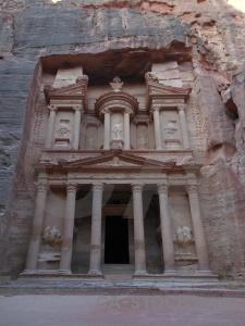 Column western asia middle east jordan treasury.