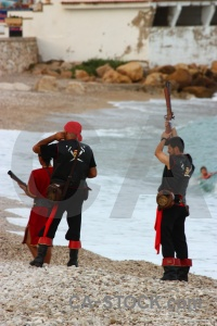 Costume javea gun christian sea.