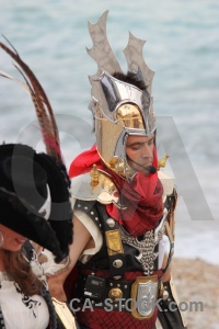 Costume moors crown beach javea.