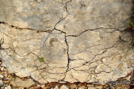 Crack rock stone texture.