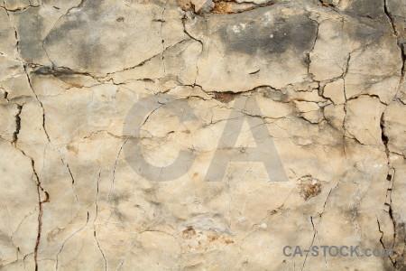 Crack stone rock texture.