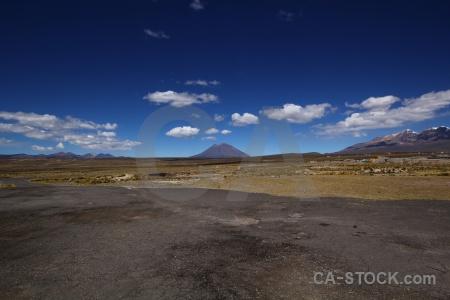 Crucero alto el misti south america landscape peru.