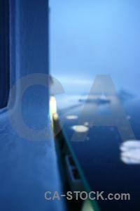 Crystal sound antarctica day 6 fog cruise.