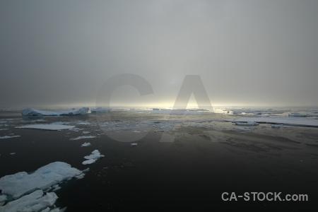 Crystal sound cloud water fog antarctica cruise.