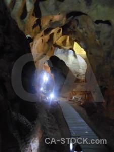 Cueva de las calaveras javea rock benidoleig europe.