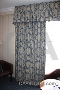 Curtain object cloth white.