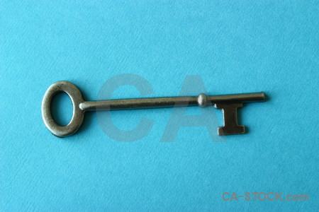 Cyan object key.