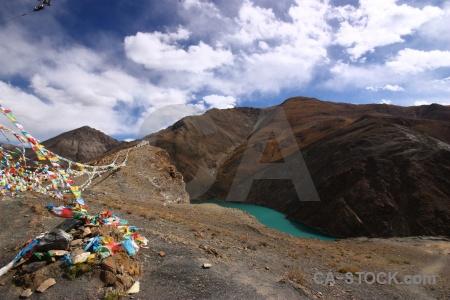 Dam china altitude buddhist dry.