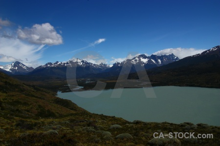Day 1 chile water torres del paine trek.