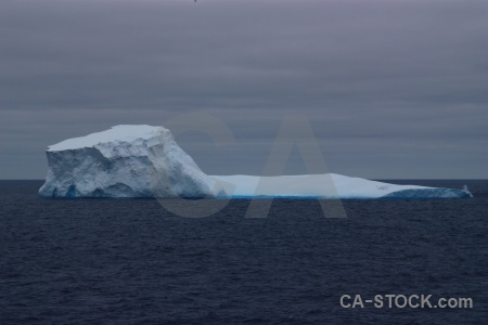 Day 4 iceberg drake passage antarctica cruise cloud.
