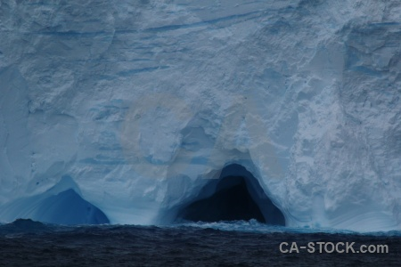 Day 4 water ice antarctica cruise drake passage.